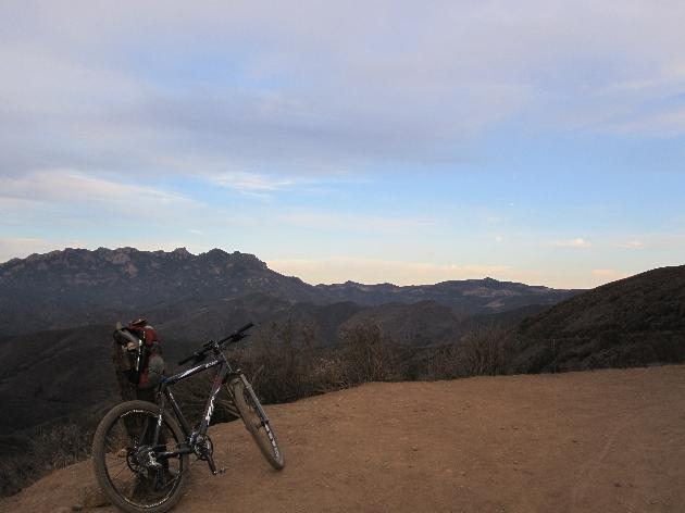 Another Crappy Sycamore Canyon Ride